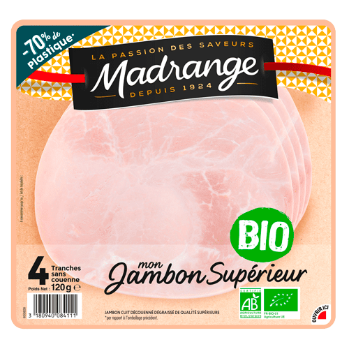 Mon Jambon Supérieur Bio