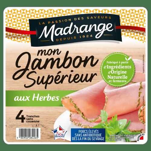Mon Jambon Supérieur<br> <i>aux Herbes</i>