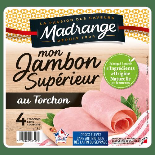 Mon Jambon Supérieur au torchon