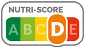 Logo nutriscore D