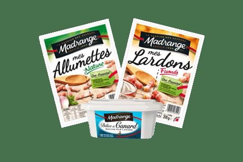 Aides culinaires Madrange en 2016