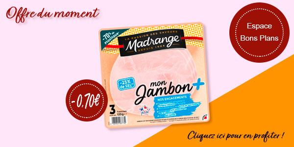 Webcoupon Mon Jambon +