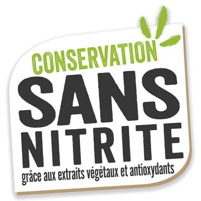logo conservation sans nitrite