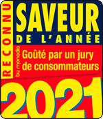 logo saveur de l'année 2021