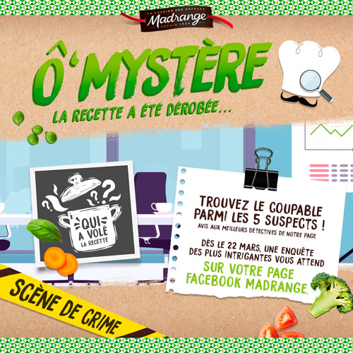 Jeu Ô Mystère Facebook